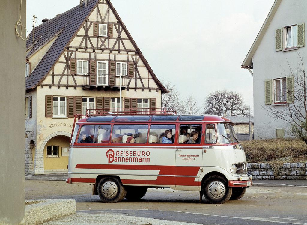 Sympathieträger: Der kompakte Omnibus O 319