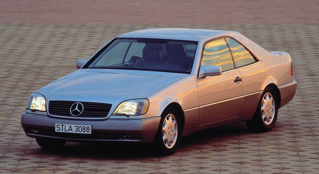 W140 S-Klasse/CL-Klasse