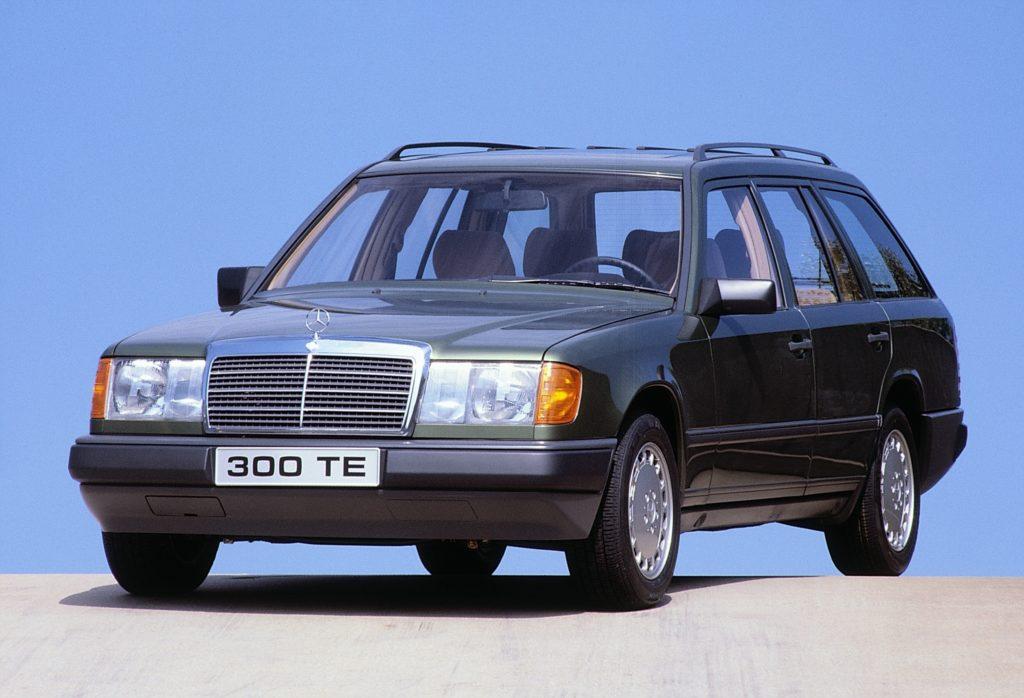 W124 T-Modelle