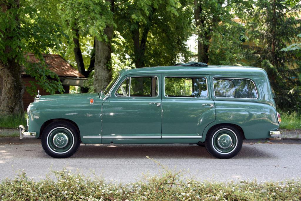 """Ponton-Mercedes"", Kombis (W 120, W 121)"