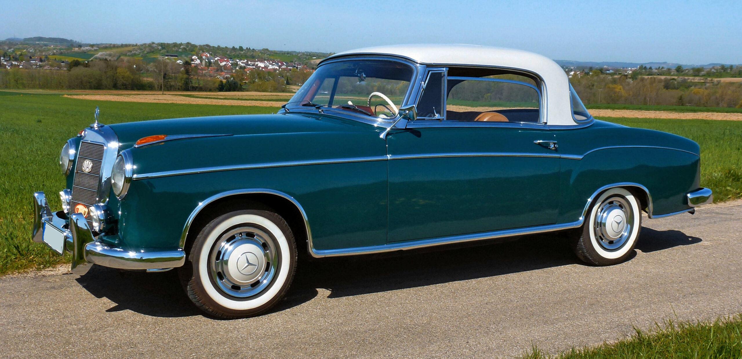 220SE Coupe von Gerd Rombold