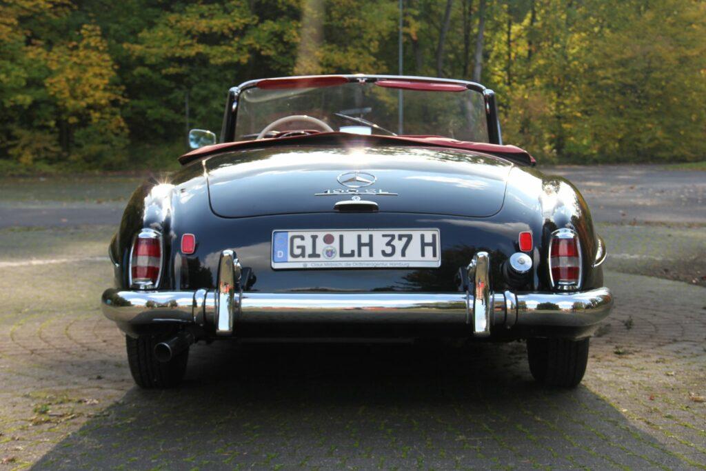 csm 27. OSA 2021 2 Preis Mercedes Benz 190 SL IMG 1602 1b461bde0c